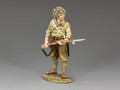 JN035   Standing w/ Rifle & Bayonet by King and Country