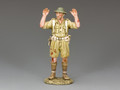 JN039  Captured British / Empire Soldier by King and Country
