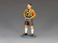 """LAH208  """"Adolf Lederhosen"""" by King and Country"""