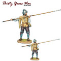 TYW017  Spanish Tercio Pikeman #1 by First Legion