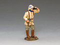 AL080 Turkish Officer w/ Pistol & Binos by King and Country (RETIRED)