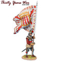 TYW012  Spanish Tercio Standard Bearer by First Legion