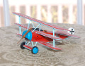 WB01A  Fokker DR1 Tri Plane by King & Country (Retired)