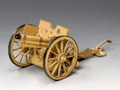 AL088 Turkish 77mm Field Gun by King and Country