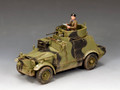 FOB151  Morris CS9 Armoured Car by King and Country