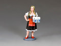LAH213  Oktoberfest Fraulein by King and Country
