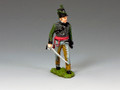 NA386  95th Rifles Officer w/Sabre by King and Country