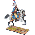 NAP0533  French Imperial Guard Chassuer a' Cheval Trupeter by First Legion