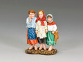 FOB141 Three Russian Children by King and Country