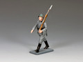 WS336 Marching Waffen SS Man w/Rifle by King & Country