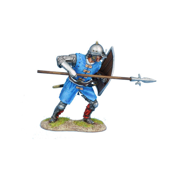 REN052 Ottoman Turk Heavy Infantry with Spear and Shield by First Legion