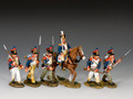 SGS-NA001 French Infantry Advance by King and Country (RETIRED)