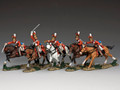 SGS-NA005 Charge of the Life Guards #2 by King and Country (RETIRED)