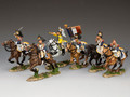 SGS-NA006 The 7th Cuirassiers Set by King and Country (RETIRED)