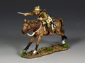 AL097 Australian Light Horse Trooper Charging with Bayonet by King and Country