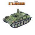RUSSTAL051 Russian T-70 Tank by First Legion