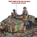 NOR071 German Waffen SS Tank Crew for Tiger Tank by First Legion (RETIRED)