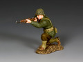 DD309 Kneeling Rifleman by King and Country