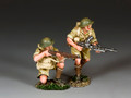 FOB155 Bren Gun Team by King and Country