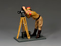 LAH229 Standing Cameraman & Tripod by King and Country