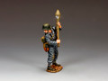 WH076.  Standing Ready w/Panzerfaust by King and Country