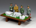 WH093 Hitler, His Generals & The Atlantic Wall by King and Country