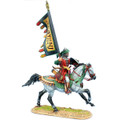 CRU100 Mounted Mamluk Standard Bearer by First Legion