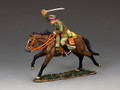 FOB158  Polish Cavalry Officer with Sword by King and Country