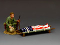 USMC033 Fallen Comrade by King and Country