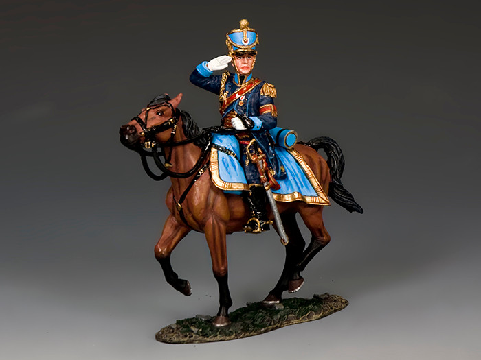 AK109 Rommel/'s Aide de Camp by King and Country