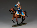 NA412 Mounted Saluting Aide de Camp by King and Country
