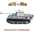 BB019  German Panther Ausf G - SS Leibstandarte Adolf Hitler by First Legion