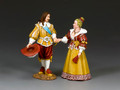 PnM077 King Louis XIII & Queen Anne of France by King and Country