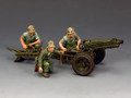 USMC041 USMC 75mm Pack Howitzer & Crew by King and Country