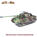 BB031 German King Tiger Tank - 3rd Company - SS Leibstandarte Adolf Hitler by First Legion