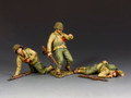 DD317 Dead & Wounded GI's by King and Country