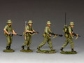 VN030  Australian Patrol Section by King and Country
