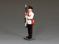 CHK006 RHKR Staff Sergeant Present Arms by King and Country