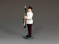CHK007 RHKR Corporal Present Arms by King and Country