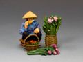 HK281 The Hakka Flower Seller by King and Country