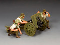 JN045  The Japanese Light Howitzer & Crew by King and Country