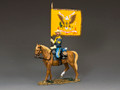 TRW146 5th Cavalry Regimental Flagbearer by King and Country
