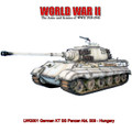LWG001 German Winter King Tiger -  Panzer Abt. 509 - Hungary by First Legion