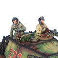 TC011 German SS Winter Tank Crew by First Legion