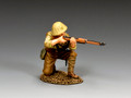 JN051  Kneeling Firing Rifleman by King and Country
