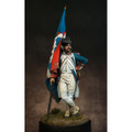 FL7502 Napoleonic French Revolutionary Standard Bearer 1796-1805 by First Legion