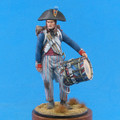 FL7503 Napoleonic French Revolutionary Drummer 1796-1805 by First Legion