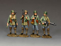 FW232 The Sturmtruppen Set (4 figure set) by King and Country