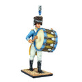 NAP0616 Old Guard Dutch Grenadier Band Bass Drummer by First Legion