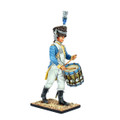NAP0617 Old Guard Dutch Grenadier Band Drummer by First Legion